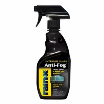 Rain-X Interior Glass Anti-Fog Glass Cleaner, 12 oz