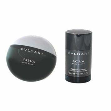 Bvlgari Aqva Fragrance Gift Set for Men, 2 pc