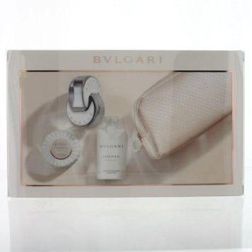 BVLGARI OMNIA CRYSTALLINE EDT 65 ML + B/L 75 + SOAP 75 GR + NECESER SET