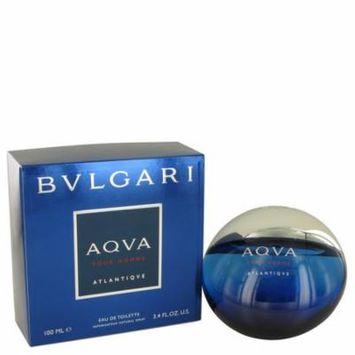 Bvlgari Aqua Atlantique by Bvlgari - Men - Gift Set -- 3.4 oz Eau De Toilette Spray + 2.2 oz