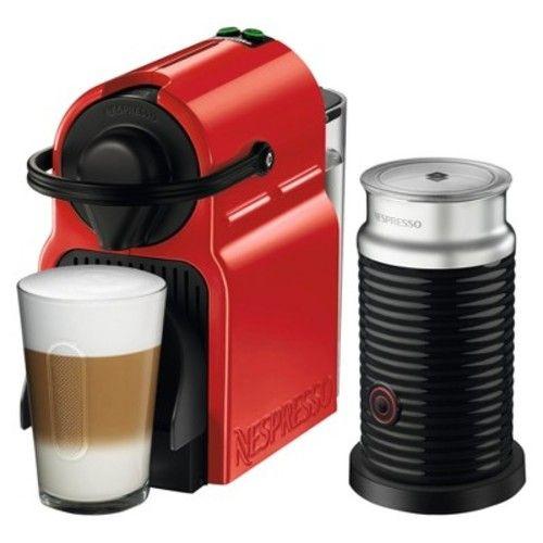 Nespresso Inissia Espresso Machine Bundle