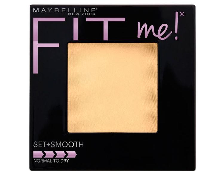 Maybelline Fit Me® Set + Smooth Powder