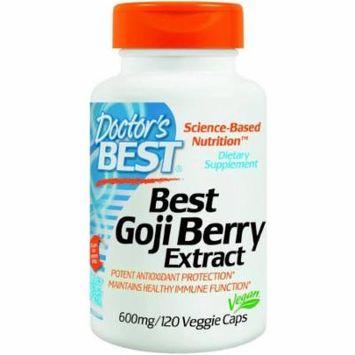 Doctor's Best Goji Berry Extract, 120 CT