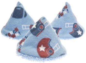 Beba Bean Pee-pee Teepee Football - Blue - Cellophane Bag