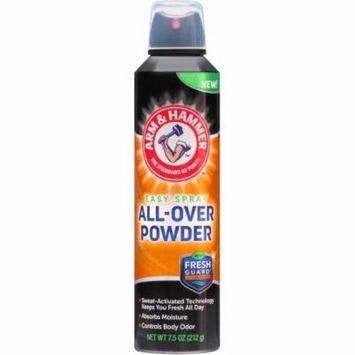 ARM & HAMMER™ Easy Spray All-Over Powder