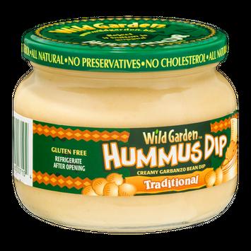 Wild Garden Hummus Dip Traditional