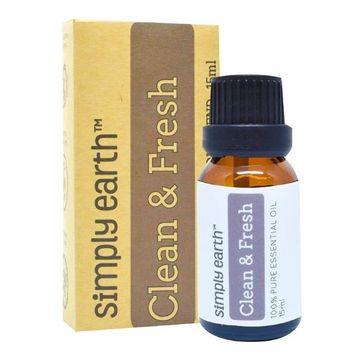 Simply Earth Clean & Fresh Essential Oil Blend