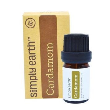 Cardamom Essential Oil 100% Pure Therapeutic Grade - 5ml by Simply Earth
