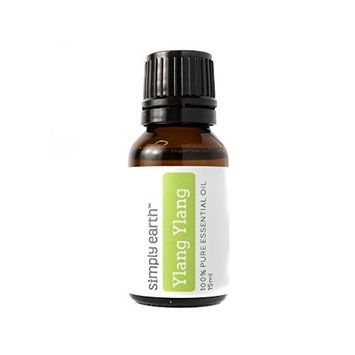Ylang Ylang Essential Oil by Simply Earth - 15ml, 100% Pure Therapeutic Grade