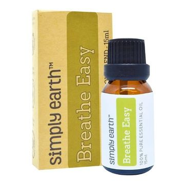 Simply Earth Breathe Easy Essential Oil Blend