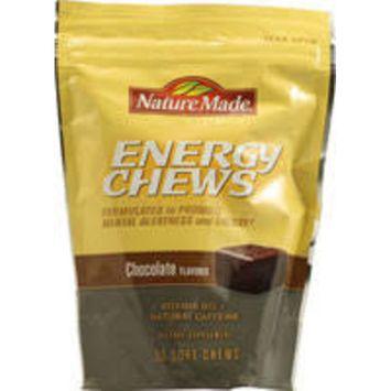 Nature Made Vitamin B-12 Energy Chew, Chocolate - 30 EA