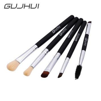 RNTOP Fanshion 5PCS Make Up Brush Tool Eyebrow Eyelash Eyeliner Blush Cosmetic Concealer Brushes Kit