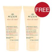 Nuxe Reve de Miel Hand & Nail Cream - Double Pack 2x50ml