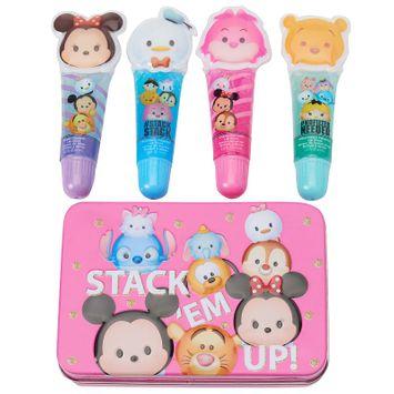 Disney's Tsum Tsum 4-pc. Lip Balm & Tin Set, Multicolor