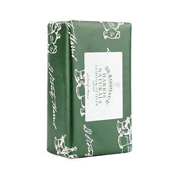 D R Harris Naturals Lemon & Vetiver Soap 200g