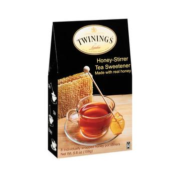 TWININGS® OF London Honey-Stirrer Tea Sweetener Made with Real Honey
