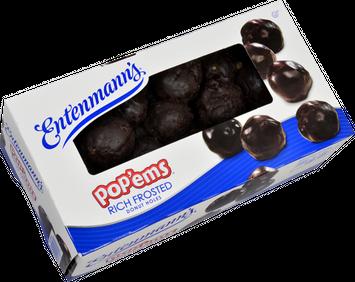 Entenmann's Pop'ems Rich Frosted Donut Holes