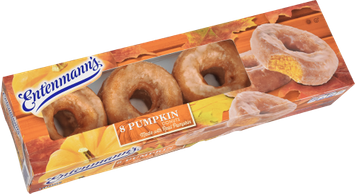Entenmann's Donuts Pumpkin Donuts