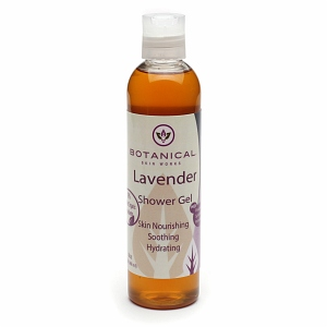 Botanical Skin Works Lavender Shower Gel