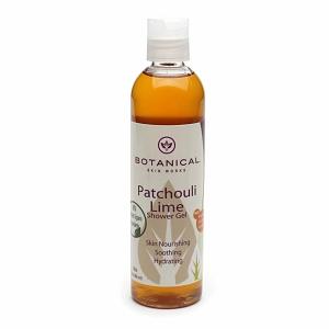 Botanical Skin Works Patchouli Lime Shower Gel