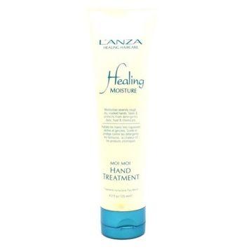 L'anza Lanza Healing Moisture Moi Moi Hand Treatment 125ml/4.2oz