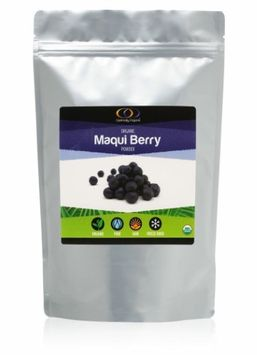 Optimally Organic Organic Maqui Berry Powder 1/2 Lb