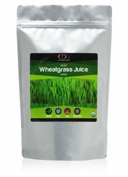 Optimally Organic Wheat grass Juice Powder 1/2 LB