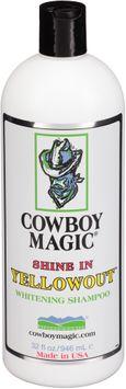Cowboy Magic® Shine in Yellowout™ Whitening Shampoo