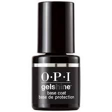 OPI GelShine Base Coat