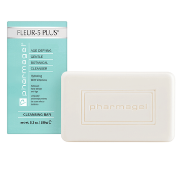 Pharmagel Fleur-5 Plus Facial Cleansing Bar 5.3 oz
