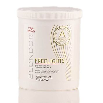 Wella Professionals Blondor Freelights White Lightening Powder, 28.2 Ounce by Wella