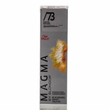 Wella Magma By Blondor Pigmented Lightener (Color : /73 Brown Gold - 4.2 oz)