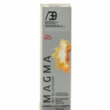 Wella Magma By Blondor Pigmented Lightener (Color : /39+ Gold Cendre Dark - 4.2 oz)