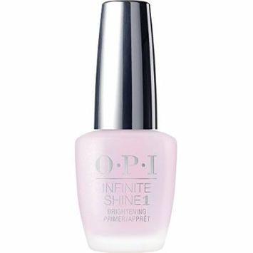 OPI Infinite Shine Base Coat, Brightening Primer, 0.5 fl. oz.