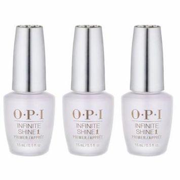 OPI (3 Pack) Infinite Shine Base Coat ProStay Primer 0.5 Fl Oz Each