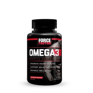 Nutraclick Force Factor Omega3, 90 Count