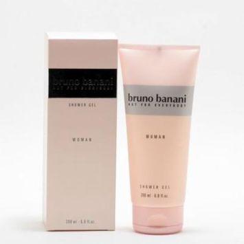 Bruno Banani Shower Gel For Ladies Size: 6.8 oz