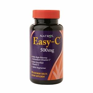 Natrol Easy-C 500 mg with Esteified Vitamin C