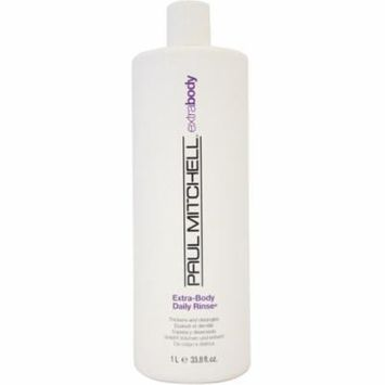 Paul Mitchell Extra Body Daily Rinse, 33.8 oz