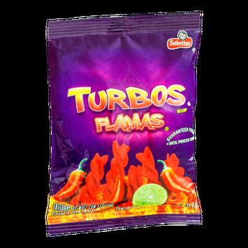 Turbos Flamas Corn Snacks