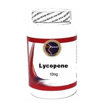 Lycopene 10mg 100 Capsules # BioPower Nutrition