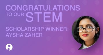 Influenster Women in STEM Winner: Aysha Zaher