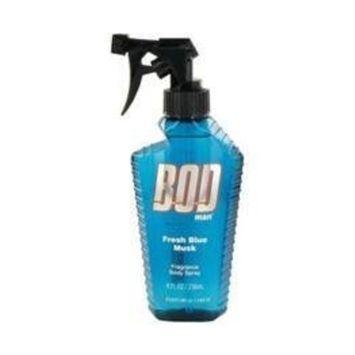 Bod Man Fresh Blue Musk By Parfums De Coeur Body Spray 8 Oz For Men