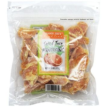Trader Joe's Soft and Juicy Mandarins (Pack of 3)