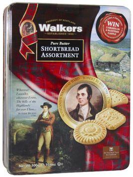 Walker's Walkers Robert Burns (Assorted) Gift Tin