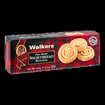 Walkers Pure Butter Shortbread Cookies
