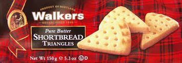 Walkers Shortbread Triangles Pure Butter