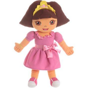 Dora the Explorer Princess Pillow