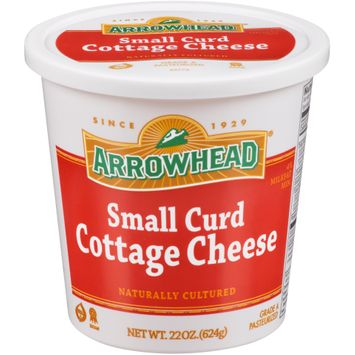 Arrowhead® Small Curd Cottage Cheese