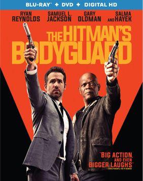 Lions Gate Hitman's Bodyguard, The (Blu-Ray/DVD/DC Combo) Blu-ray